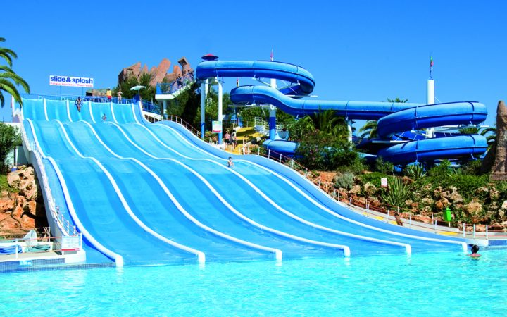 Slide & Splash, Portugalia