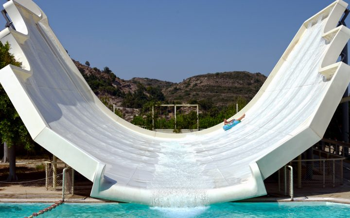 Water Park Faliraki, Grecia