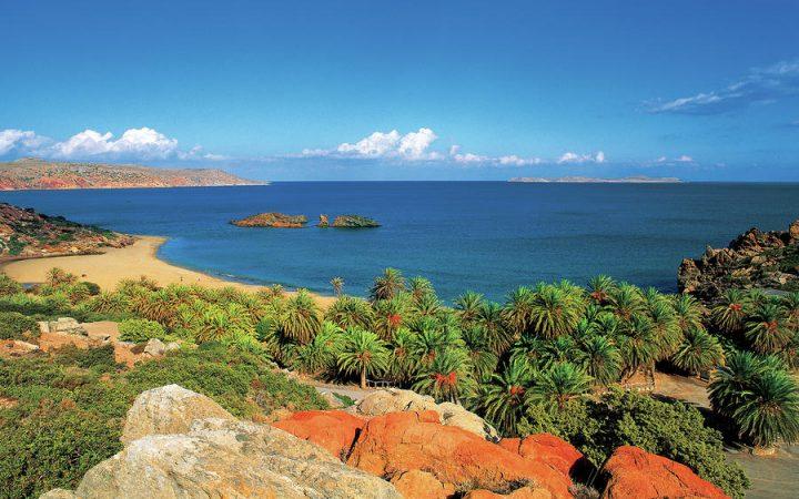 Vai Beach, Creta