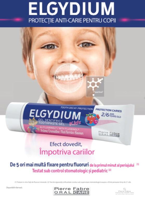 Zâmbet fericit și sănătos pentru copilul tău