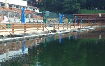 Lacul Ursu - se deschide pentru sezonul de vara 2017