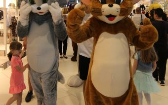 Tom și Jerry, Tweety, Sylvester, Bugs Bunny și prietenii săi s-au distrat în România, la ParkLake