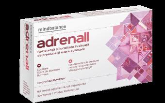 MINDBALANCE lansează ADRENALL