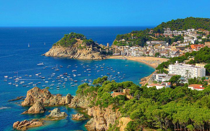 Costa Brava, Spania