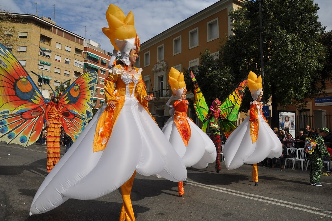 ÎNCEPE AL TREILEA WEEKEND AL FESTIVALULUI INTERNAȚIONAL DE TEATRU DE STRADĂ BUCUREȘTI - B-FIT IN THE STREET!