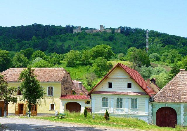 Saschiz, Mures