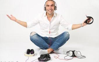Cel mai bun tată face emisiuni pentru părinţi la Itsy Bitsy FM