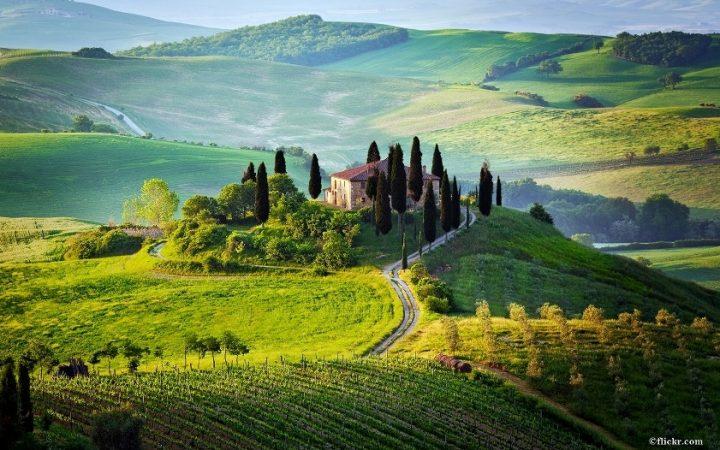 Italia. Toscana