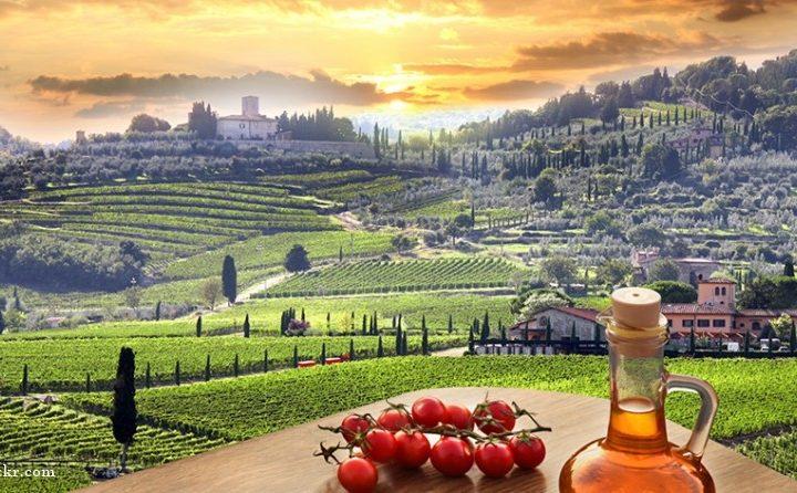 Toscana.Italia