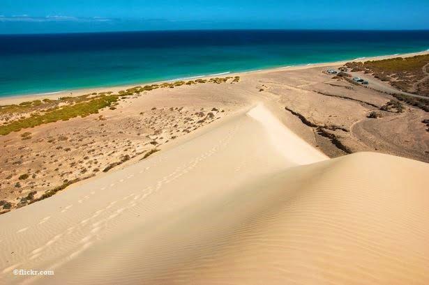 Fuerteventura, zile insorite tot timpul anului