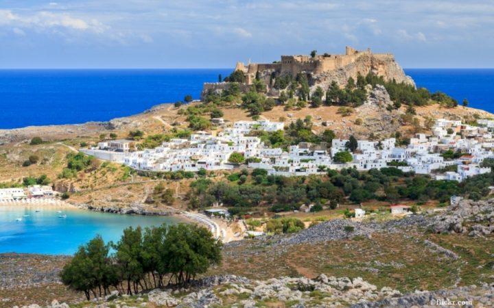 Grecia.Rhodos