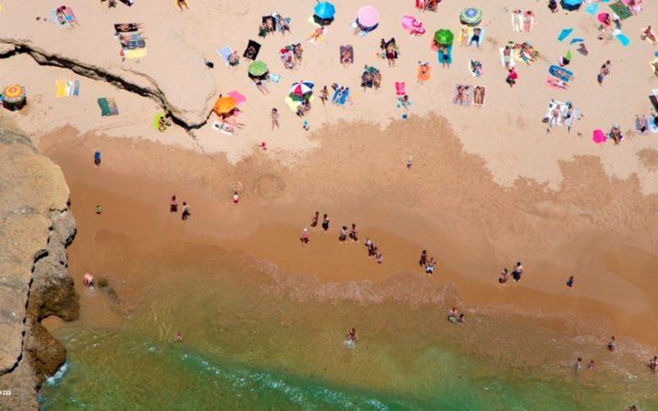 Costa de Caparica, peisaje idilice si atmosfera cu iz regal