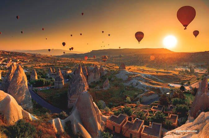 Turcia. Cappadocia
