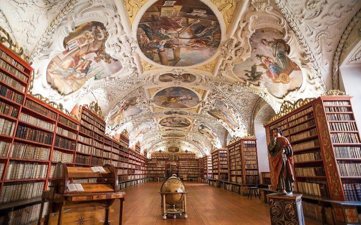 Manastirea Strahov, Praga