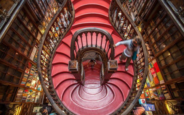 Libraria Lello & Irmão Bookstore, Porto