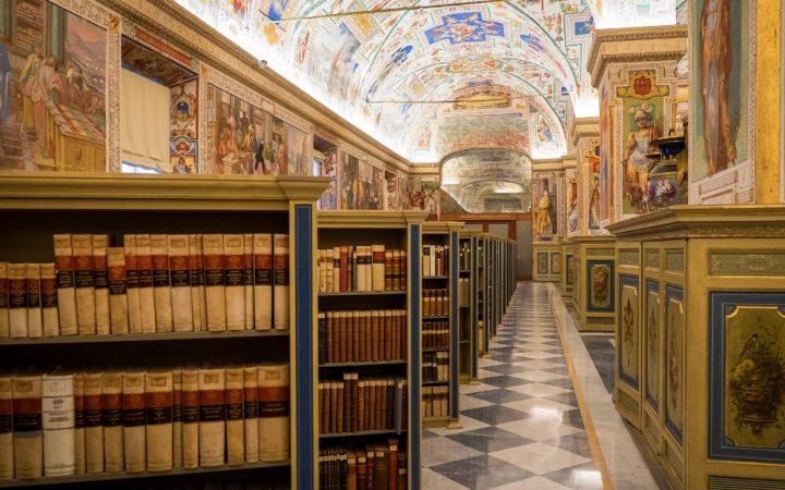 Biblioteca Apostolică Vaticană