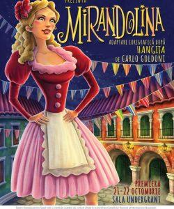 """Opera Comică pentru Copii își așteaptă spectatorii la premiera baletului """"Mirandolina"""""""
