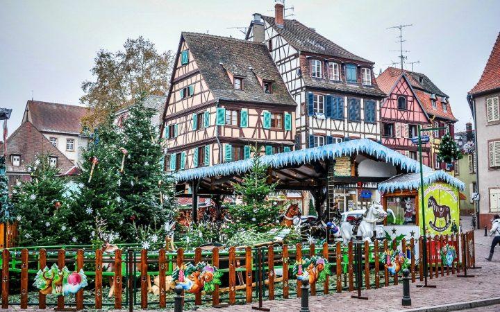 Colmar – orasul de poveste din Alsacia
