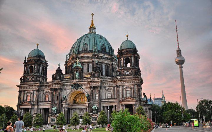 Berlin – orasul lumii