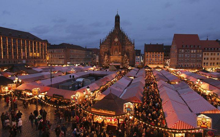 Nuremberg – cel mai mare Targ de Craciun din Germania