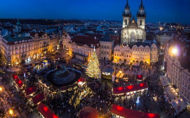 Praga – cel mai popular loc in sezonul de iarna