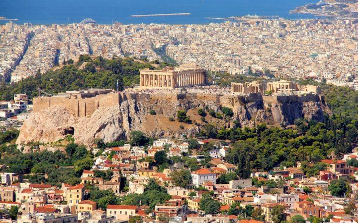 Atena – leaganul civilizatiei europene