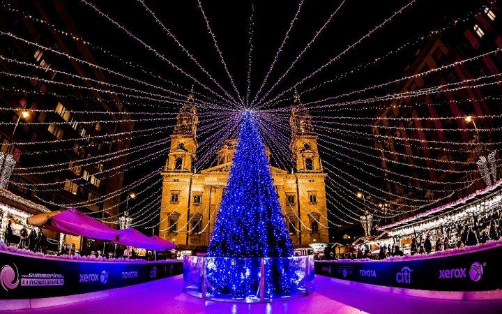 Budapesta – patinaj si delicii unguresti