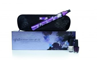 ghd Nocturne Collection platinum styler