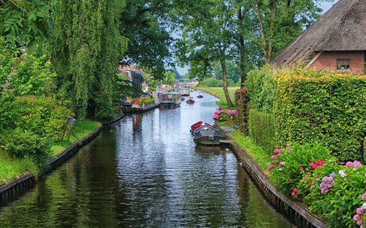 Giethoorn – Venetia pitoreasca a Olandei
