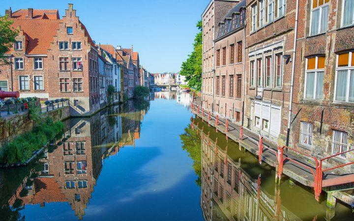 Ghent – perla Belgiei