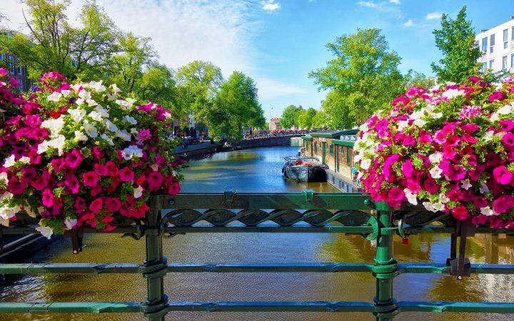 Amsterdam – vibrantul oras al canalelor
