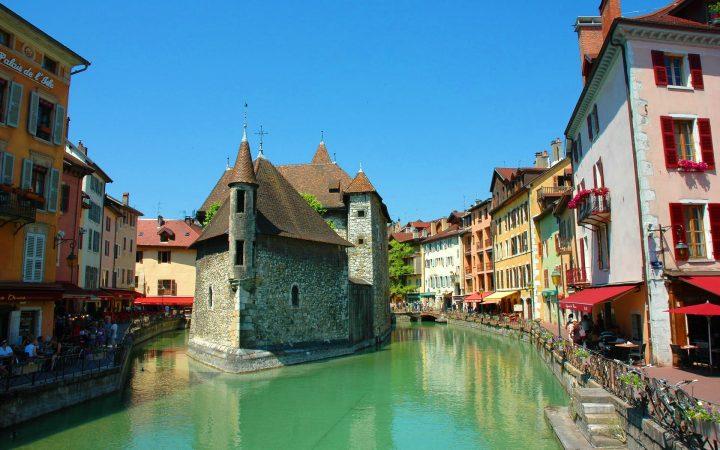 Annecy – Venetia Frantei