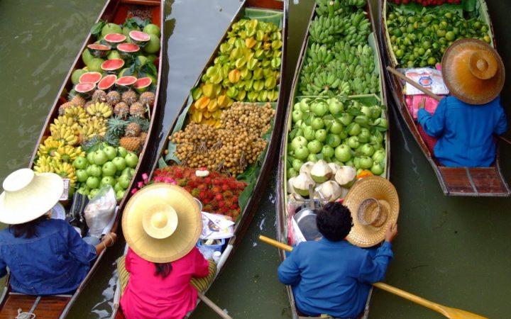 Bangkok – Orasul Ingerilor