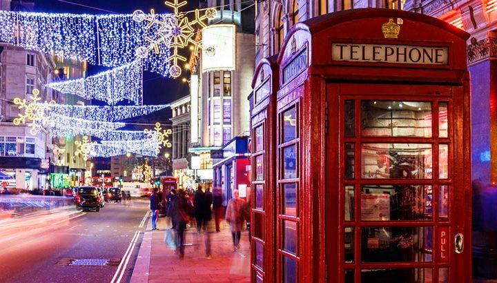Magie la Winter Wonderland, din Londra