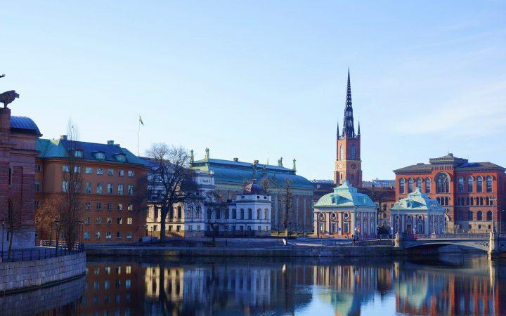 Stockholm – Bijuteria de pe apa