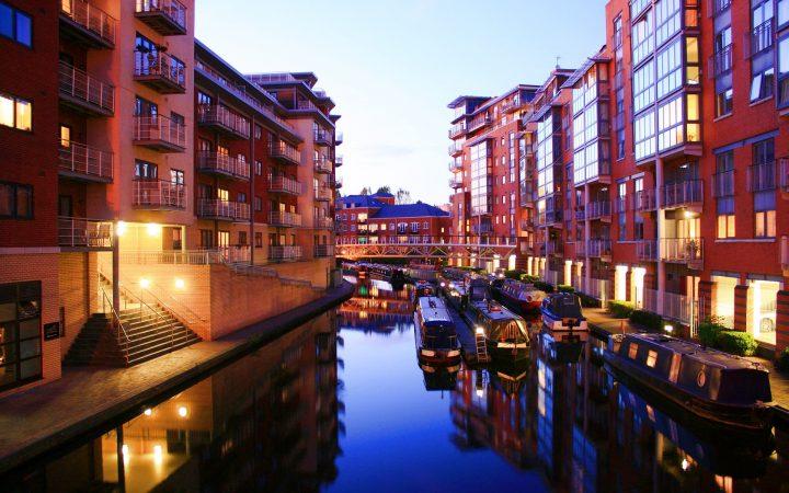 Birmingham – orasul cu cele mai multe canale