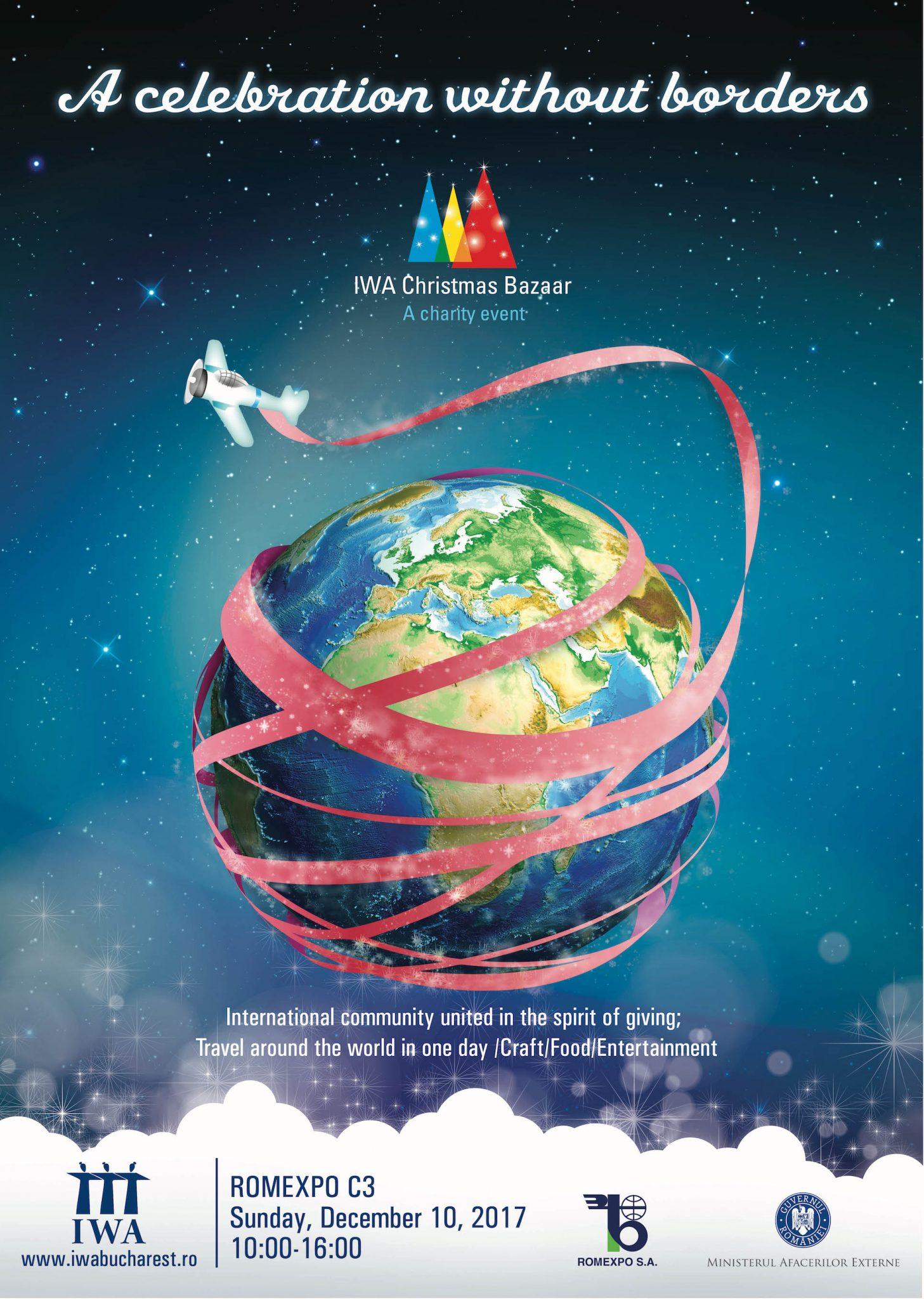 IWA Charity Christmas Bazaar - 27 de ani în slujba carității și a diversității culturale