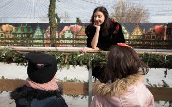 """Opera Comică pentru Copii a anunțat câștigătorii concursului """"Două nopți la Veneția"""" și a deschis Târgul """"Poveste de Crăciun"""" și Patinoarul Copiilor"""