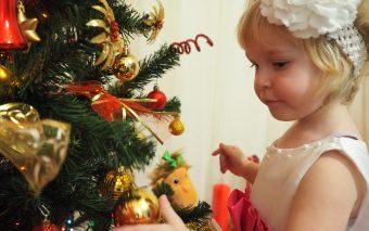 Cum sa faci un pom de Craciun împreună cu copiii