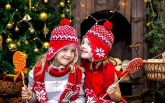 De Crăciun: 13 idei de cadouri pentru copii de la 0 la 12 ani