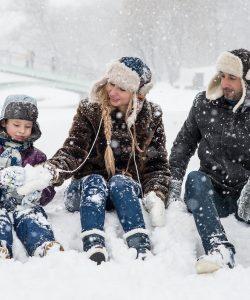 cum sa petreci anul nou cu copiii