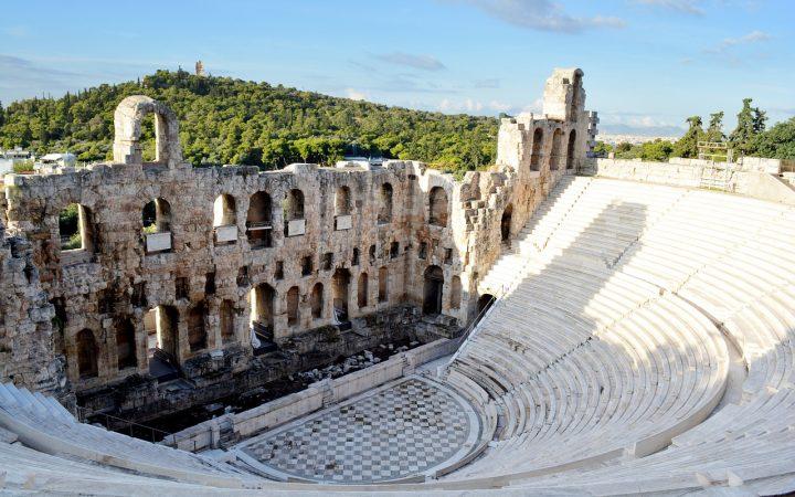 Acropolele din Atena