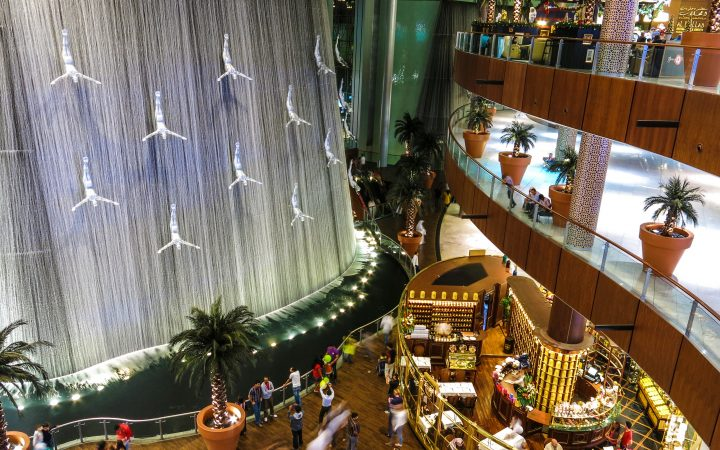 Destinatii de shopping in Dubai