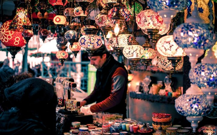 Destinatii de shopping Istanbul, Turcia