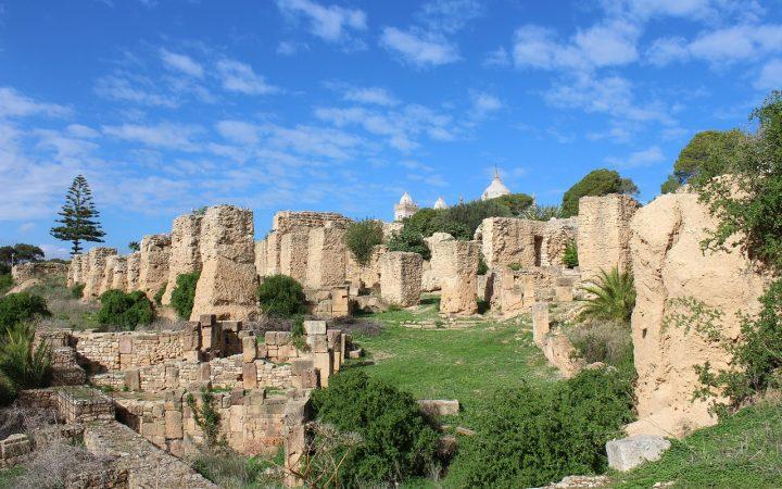 Cartagina, minunea antica a Tunisiei