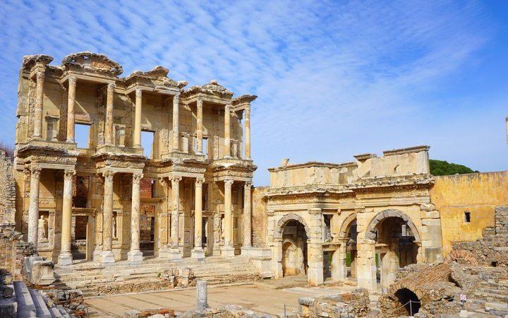 Anticul Efes, Izmir