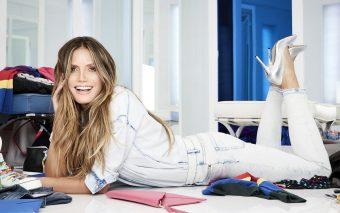 #LETSDENIM: A treia colecție de modă semnată de Heidi Klum pentru Lidl, cu piese denim, pentru adulț...