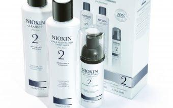 Cum impiedici caderea parului fin? Cu Nioxin System 2