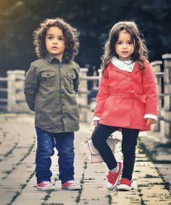 ținute de copii pentru noul sezon