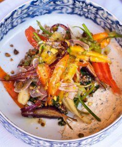 Detox-Salată de sfeclă roșie și portocale